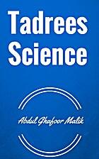 Tadrees Science by Abdul Ghafoor Malik