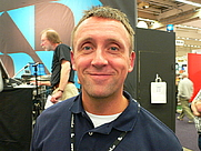 Author photo. Credit: Hannibal (Wikipedia user), Gothenburg Book Fair 2007