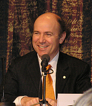 Author photo. Frank Wilczek