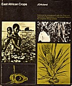 East African crops: an introduction to the…