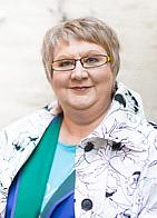 Author photo. Anneli Kanto