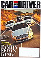 Car & Driver 2012-11 (November 2012) Vol. 58…