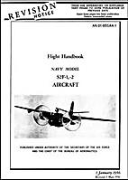 Flight handbook Navy model S2F-1, -2…