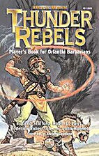 Thunder Rebels by Greg Stafford