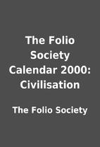 The Folio Society Calendar 2000:…