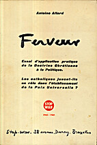 Ferveur by Baron Antoine Allard…