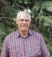 Author photo. USGS photo