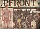 Upfront (Volume 2, Number 17) Montrose:…