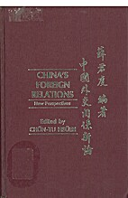 China's foreign relations: new perspectives…