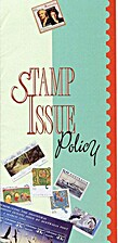 Stamp Issue Policy by Australia Post