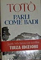 Parli come badi by Toto