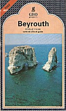 Beyrouth 1:10 000