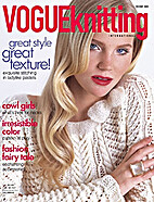 Vogue Knitting International, Holiday 2009…