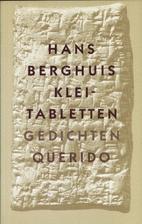 Kleitabletten by Hans Berghuis