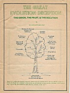 The Great Evolution Deception: The Error,…