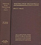 Writing for Vaudeville : With Nine Complete…