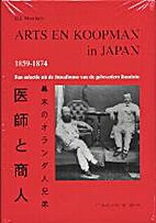 Arts en Koopman in Japan by H.J. Moeshart