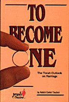 To Become One by Ezriel Tauber