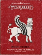 Dungeons and Dragons Gazetteer - Book three:…