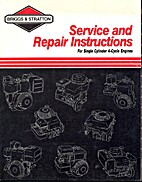 Service and Repair Instructions for Single…