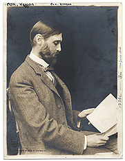 Author photo. Photographer unknown.  From the <a href=&quot;http://photography.si.edu/SearchImage.aspx?id=5128&quot;>Smithsonian Institution, Archives of American Art</a>, Charles Scribner's Sons Art Reference Department Records, c. 1865-1957