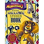 Madagascar 3 Deluxe Sticker Book by…