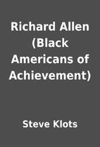 Richard Allen (Black Americans of…