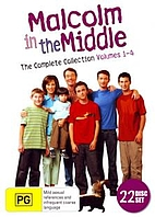 Malcolm in the Middle The Complete…