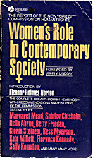 Women's Role in Contemporary Society : The…