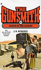 Death in the Desert by J. R. Roberts