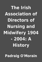 The Irish Association of Directors of…