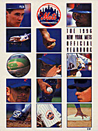 1996 New York Mets Official Yearbook by New…
