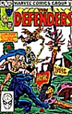 Defenders (1972) #115 by J.M. DeMatteis