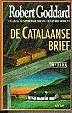 De Catalaanse brief by Robert Goddard