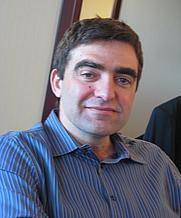 Author photo. nigelbeale.com