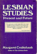 Lesbian Studies: Present and Future by…