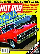 Hot Rod 1982-03 (March 1982) Vol. 35 No. 3