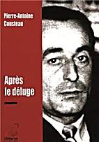 Après le Deluge by P. Antoine…