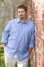 Author photo. Travis Johnson Photography
