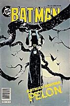 Batman 1/1990 by Alan Grant