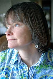 Author photo. Mary Rosenblum
