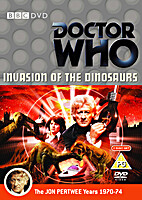 Doctor Who: Invasion of the Dinosaurs [DVD]…