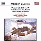 Violin Concertos 1 & 2, Fantasia for Violin…
