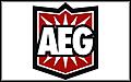 Author photo. Company logo