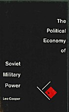 The political economy of Soviet military…
