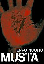 Musta : romaani by Eppu Nuotio