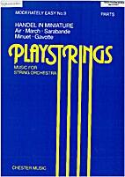 Playstrings - Handel in Miniature by Handel