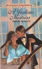 A Jealous Mistress by Deirdre Mardon