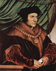 Author photo. Portrait by Hans Holbein, 1527,<br> Frick Collection, New York<br> (Yorck Project)