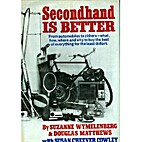Secondhand is better (2H=B) by Douglas…